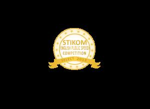 Hasil Pembuatan Logo Dari Pesanan Panitian STIKOM English Competition 2013